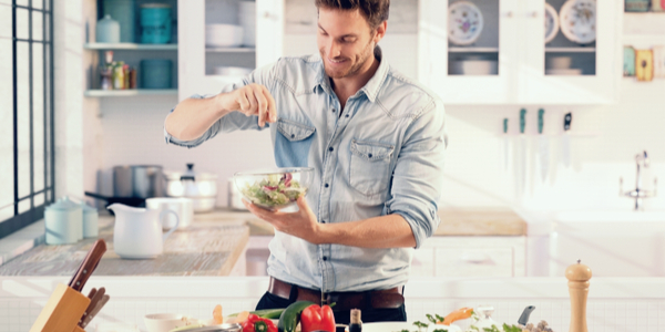 Healthy Cooking for One: Recipes & Tips