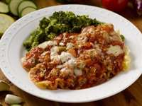 Chicken & Garden Vegetable Lasagna Recipe