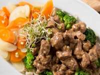 Easy Beef & Broccoli Stir Fry Recipe