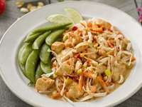 Homemade Chicken Pad Thai Recipe