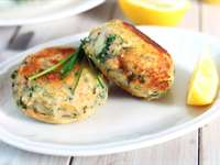 Flavorful Baked Salmon Cakes