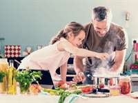 Health Tips & Meal Ideas While Homeschooling