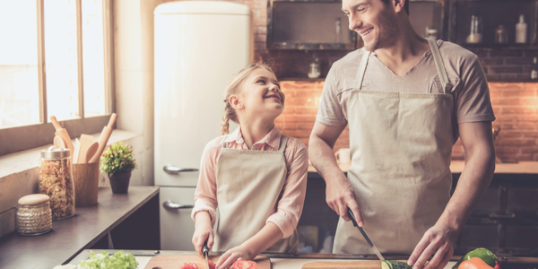 Simple Recipes for Kids Take Over the Kitchen Day