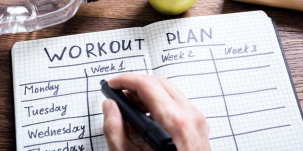 A Full Workout Routine for Weight Loss if Overweight